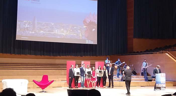 Lliurament premis al World Marketing Festival 2016