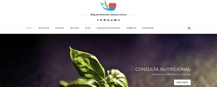 proyecto web elracosaludable.com