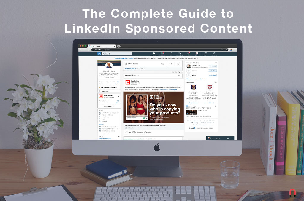 linkedin sponsored content guide