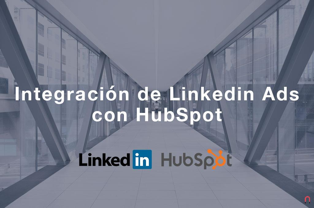 Integracion de Linkedin Ads con HubSpot