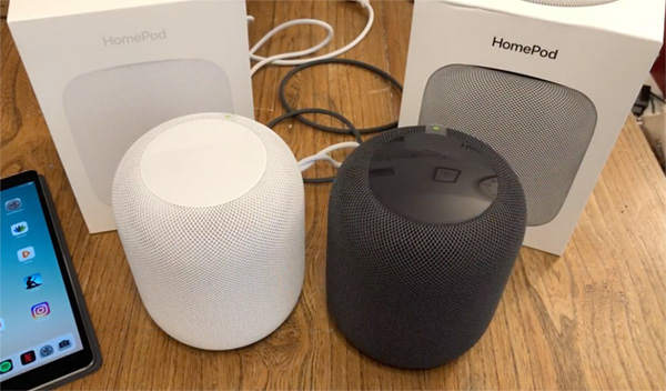 asistente personal HomePod de Apple