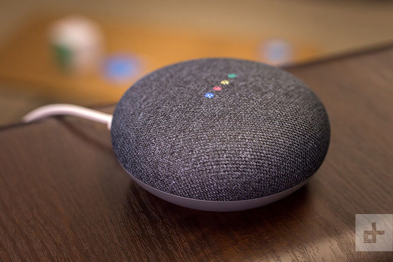 asistente personal google home mini