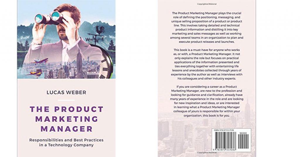 The Product Marketing Manager de Lucas Weber