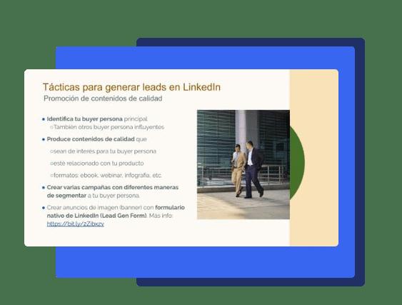 PDF guia breve como generar leads en linkedin