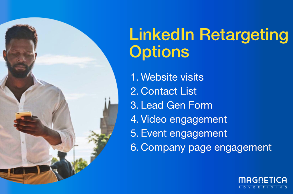 LinkedIn Retargeting Options - The complete guide