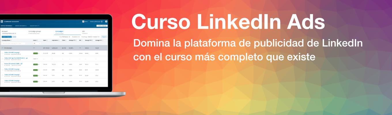 Curso de LinkedIn Ads por Marcel Odena